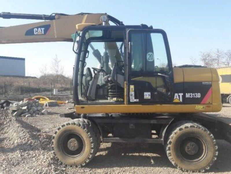 Caterpillar *CAT 313D*