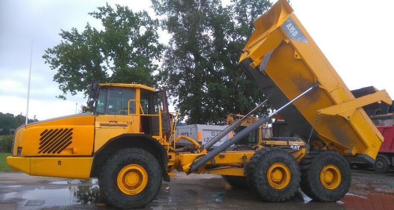 Volvo -A35D-