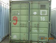 Heizungs Container MA 9
