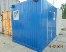 WC-Container S1
