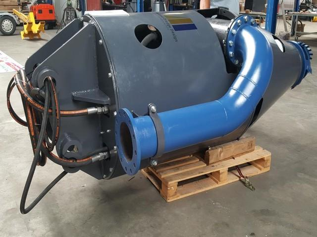 HDD Submersible Dredge Pump (SDP) 200 NEW