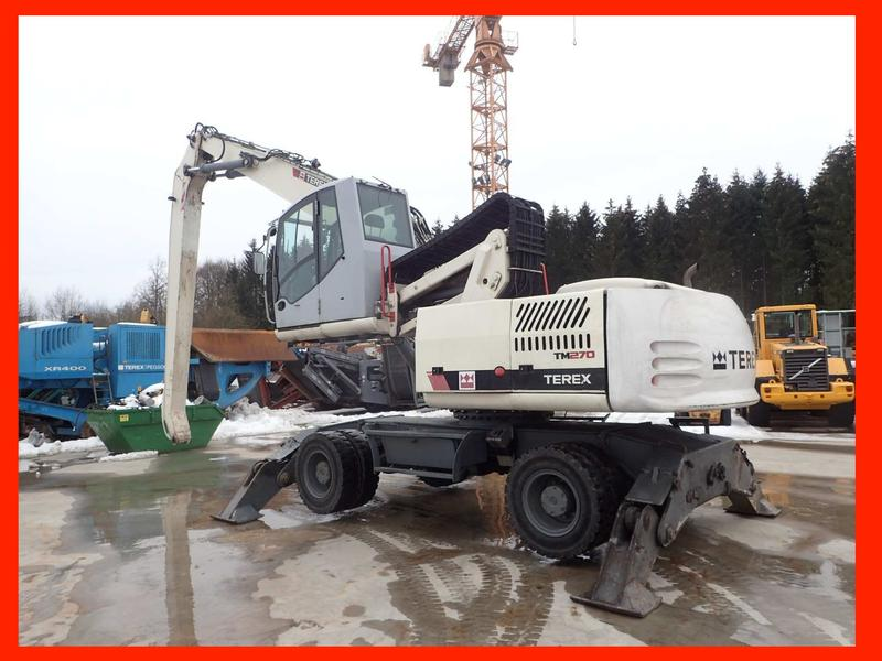Atlas Terex TM 270