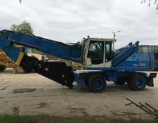 Fuchs MHL 350 FQC with shear Schere Nozyce