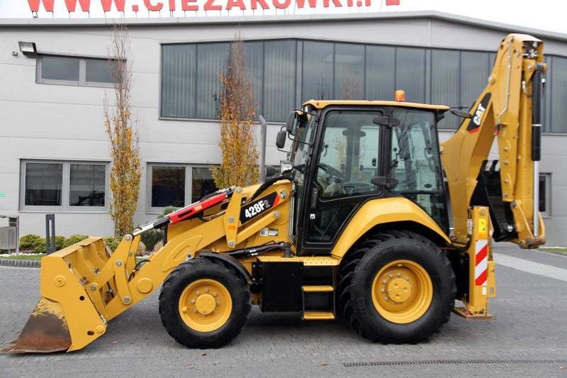 Caterpillar CAT 428, 428F, 428 F, 428F2, 428 F2