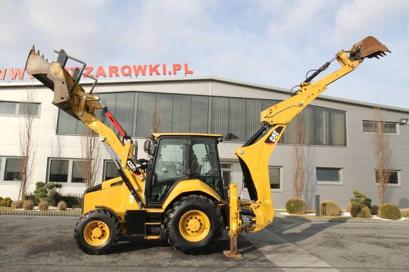 Caterpillar CAT 432, 432F, 432 F, 432F2, 432 F2
