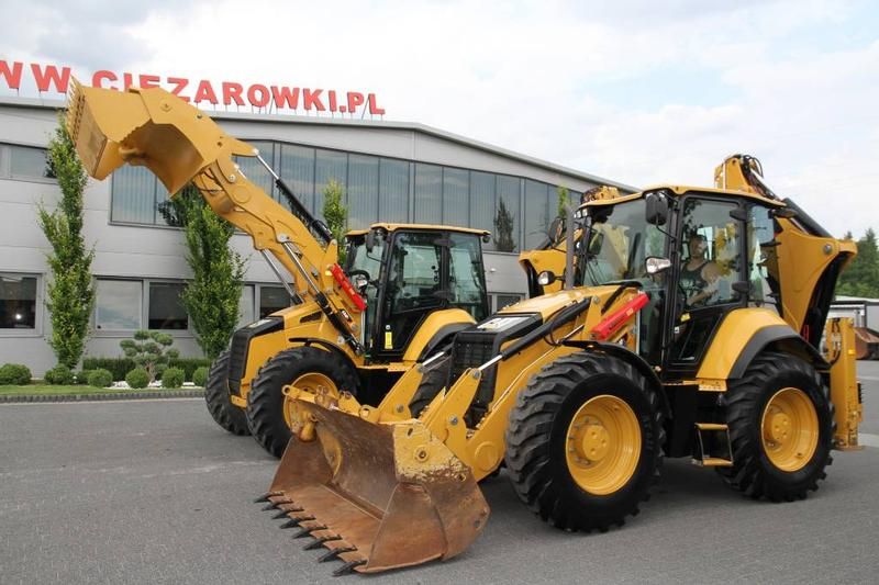Caterpillar CAT 434, 434F, 434 F, 434F2, 434 F2