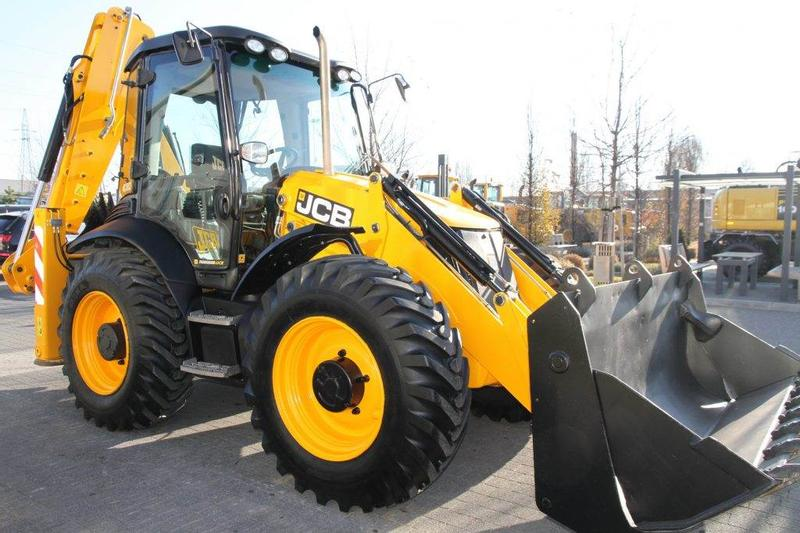 JCB BACKHOE LOADER 4CX P21 ECO