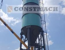 Constmach 50 TONNES CAPACITY CEMENT SILO