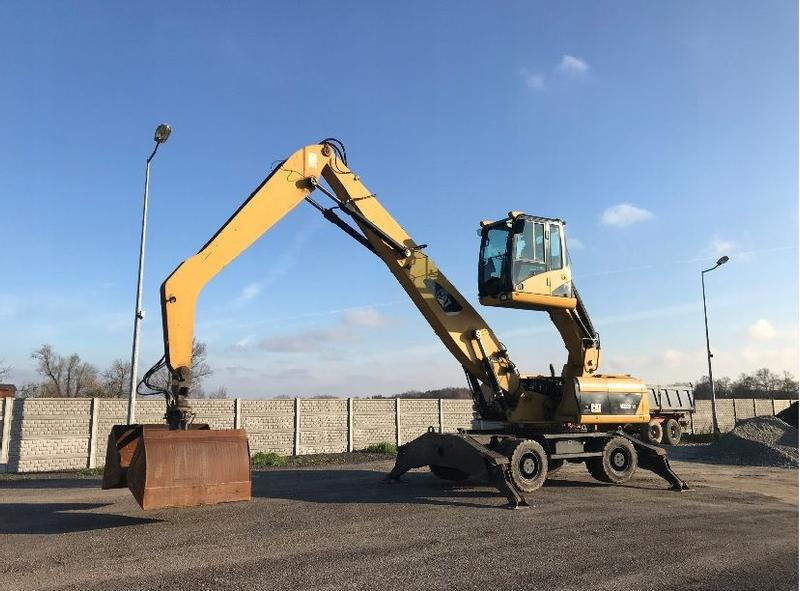 Caterpillar -CAT M322D-