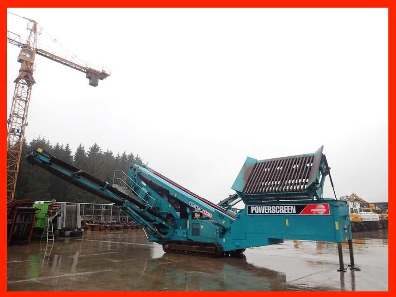 Powerscreen Chieftain 1700