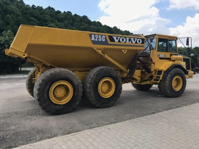 Volvo A25-C
