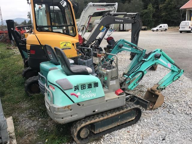 Yanmar B08 Scoppy