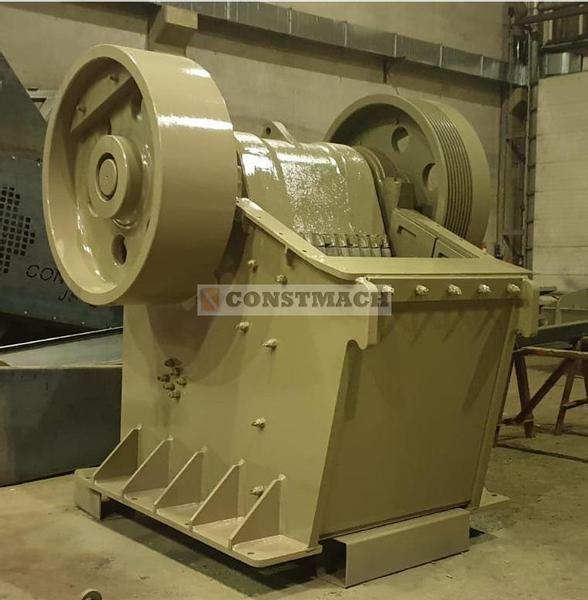 Constmach JAW CRUSHER - 900 X 650 mm READY AT STOCK