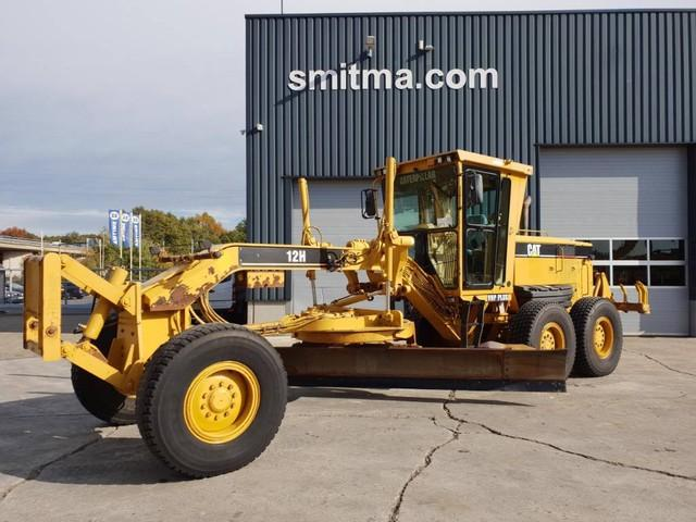 Caterpillar 12H II W RIPPER