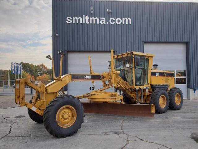 Caterpillar 140H II