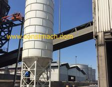 Constmach 500 TONNES CAPACITY BOLTED TYPE CEMENT SILO FOR SALE