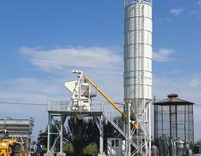 Constmach 100 TONNES CAPACITY BOLTED TYPE CEMENT SILO, READY FROM STOCK