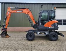 Doosan DX57W-5 ROTOTOP (Like New)