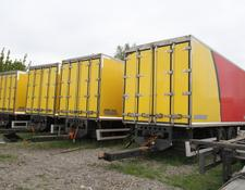 WIELTON TRAILER PC-2 ISOTHERMAL CONTAINER BOX