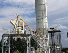 Constmach 100 TONNES CAPACITY BOLTED TYPE CEMENT SILO, AVAILABLE FROM STOC