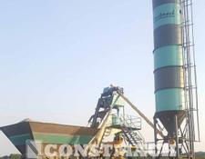 Constmach 50 Ton Cement Silo For Sale