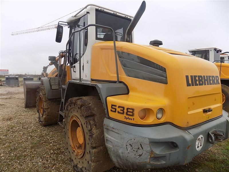 Liebherr L 538 2 plus 1