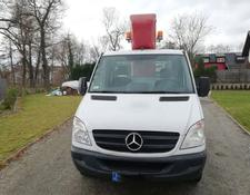 Mercedes-Benz Sprinter + Wumag wtb 200