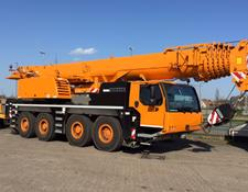 Liebherr LTM 1090-4.1, 2009, Jib 19m , Perfect Condition