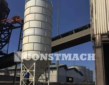 Constmach 500 Ton Capacity Bolted Cement Silo For Sale