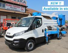 Iveco Daily 35-120 Socage DA422 Forste 4 X-Factor