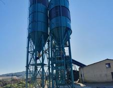 Constmach 50 TONNES CAPACITY CEMENT SILO, READY FOR DELIVERY