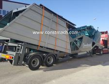 Constmach MOBILE 60 CONCRETE MIXING PLANT CALL NOW!