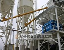 Constmach STATIONARY 100  CONCRETE MIXING PLANT BRAND NEW!