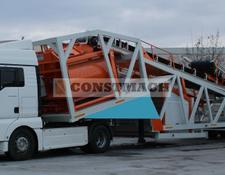 Constmach MOBILE 120  FULL AUTOMATIC MOBILE CONCRETE PLANT