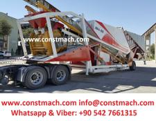 Constmach MOBILE 30  IDEAL SOLUTION FOR CONCRETE PRODUCTION