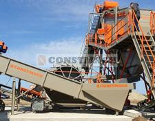 Constmach FULL AUTOMATIC SCREENING & WASHING PLANT FOR SALE