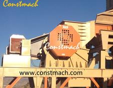 Constmach 1100 x 850 mm JAW CRUSHER CE CERTIFICATED