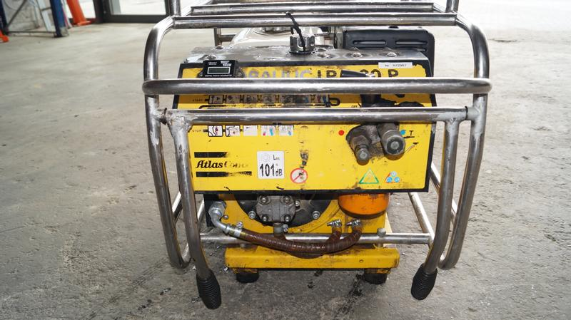 Atlas Copco Hydraulikstation LP 9-20 P